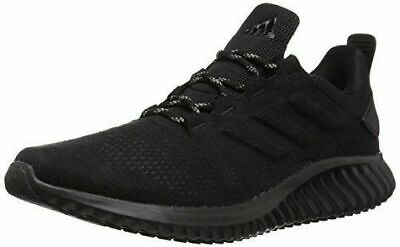 c621d59428187 Adidas Alpha Bounce CR Running Shoes Athletic Black Trainers DA9934 Size 12