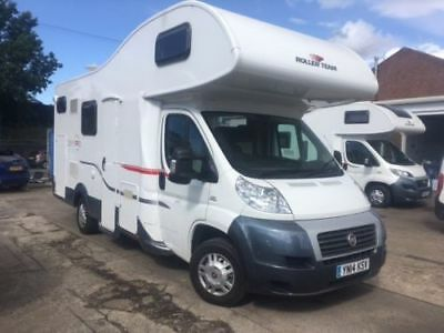 6 Berth Motorhome Hire / Campervan Hire 26th August to 2nd Sept. Leicester.