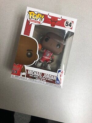 Funko Pop! NBA Michael Jordan #54 Basketball Chicago Bulls