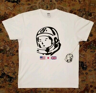 25a7b95c8503 BILLIONAIRE BOYS CLUB Helmet Crest T-Shirt, Size L, Excellent ...
