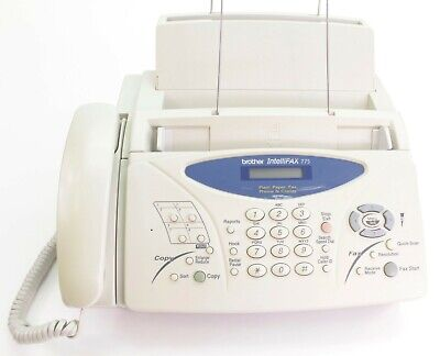 Brother Intellifax 775 Plain Paper Fax Phone & Copier - FREE SHIPPING