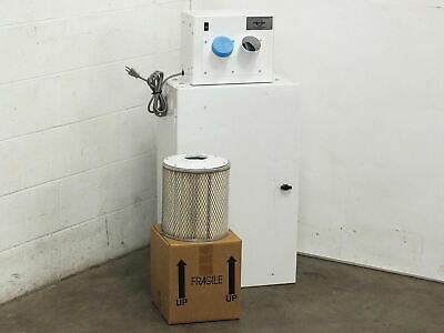 Extract-All SP-981-2B Portable Fume Extractor / Air Impurities Removal - 120 VAC