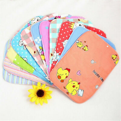 1pc Waterproof Baby Infant Urine Mat Diaper Nappy Kid Bedding Changing Cover Pad