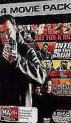 Steven Seagal 4 Movie Pack Out For A Kill Into The Sun + 2 Region 4 DVD VGC