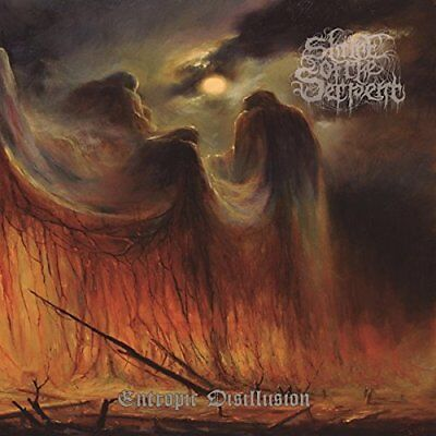 Shrine Of The Serpent - Entropic Disillusion   Cd New
