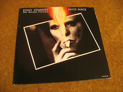 David Bowie/ Ziggy Stardust: The Motion Picture/ RCA/ 1983/ 2 LPs/ German Press