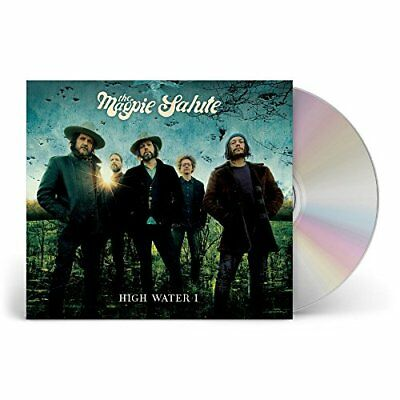 The Magpie Salute - High Water I   Cd New