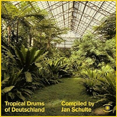 Compiled By Jan Schulte - Tropical Drums Of Deutschland:om Buschmann... Cd New