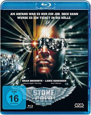 Stone Cold (Blu-Ray) - Henriksen,lance   Blu-Ray New