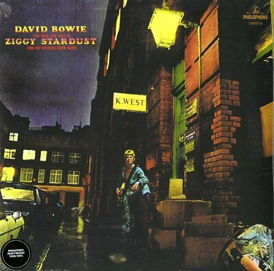 David Bowie The Rise And Fall Of Ziggy Stardust And Spiders LP 180 GR. REMASTER