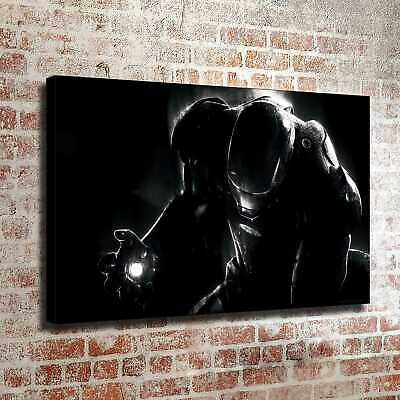 Iron Man Picture HD Canvas prints Photos Painting Home decor Room Wall art 27437