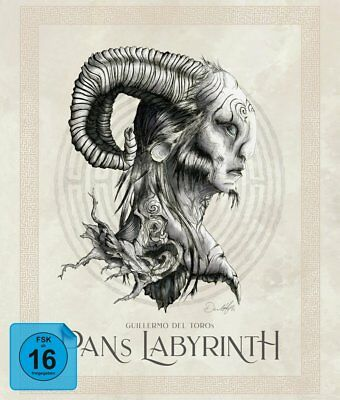 Pans Labyrinth-6-Disc Ultima - Del Toro,Guillermo  6 Blu-Ray New
