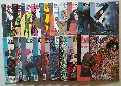 Doom Patrol Collection Complete Nº 1 Al 20 Planet