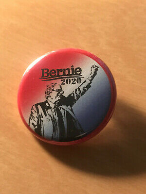 Bernie Sanders Arms Up 2020 - 1.25 Inches Button/Pin