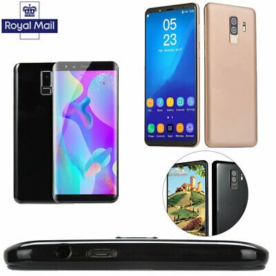 "S9 Big Screen Dual SIM 5.7"" 3G Unlocked Smartphone Android6.0 Mobile Phone GPS"
