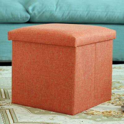 Multi-functional storage receive stool can sit stool folding bin toy box