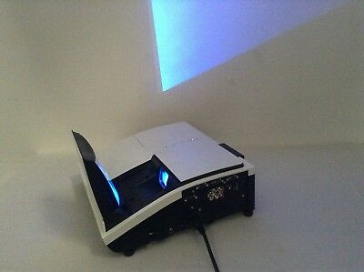 Hitachi Ed-A101 Lcd Projector Used 598H Lamp Hours | Ref: 1520