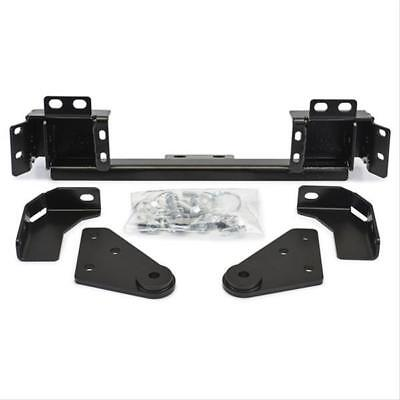 Replace just the mounting flanges! WARN 84026 Plow Mount Service Kit