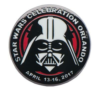 Star Wars Darth Vader Celebration 2017 Orlando Pin, Toynk Exclusive