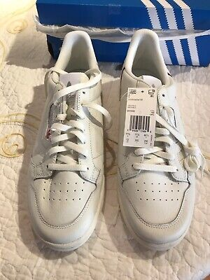 huge discount ec147 7f3a6 Adidas Continental 80 Rascal Off White Mens Sneakers Size 12 Shoes B41680  NEW