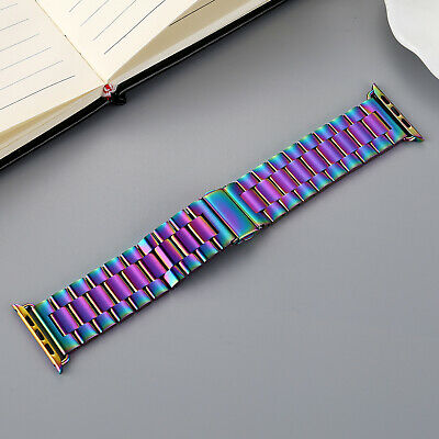 Stainless Steel Bracelet Watch Band Strap For Apple iWatch Series 5/4 40MM 44MM