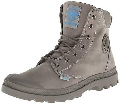 bf1f3637e3b NIB BY PALLADIUM Pampa Cuff WP Lux Men's Waterproof Combat Hiking Boots