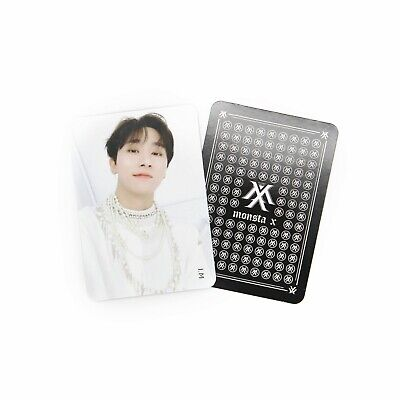 [MONSTA X] Take.2 'WE ARE HERE' Album Official Photocard - I.M 3