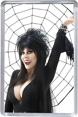 Elvira: Mistress of the Dark: Webs Fridge Magnet