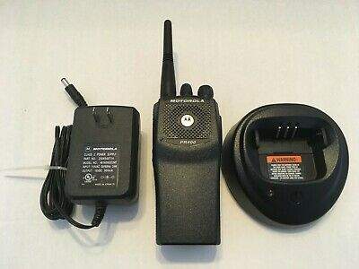 MOTOROLA PR400 (CP200 Pro) UHF Radio Refurbished!