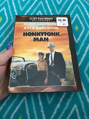Honkytonk Man, DVD, BRAND NEW, FREE SHIPPING