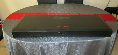Pioneer Active Subwoofer TS-WX77A