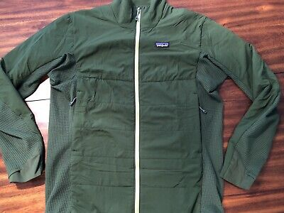 bd2b3cb23 PATAGONIA NANO-AIR LIGHT Hybrid Jacket -Men's X-Large In Sprouted Green