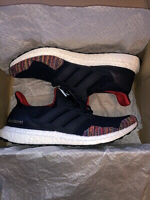 ecdcadd4abad6 ADIDAS ULTRABOOST LTD 1.0 Collegiate Navy vivid Red multi Bb7801 ...