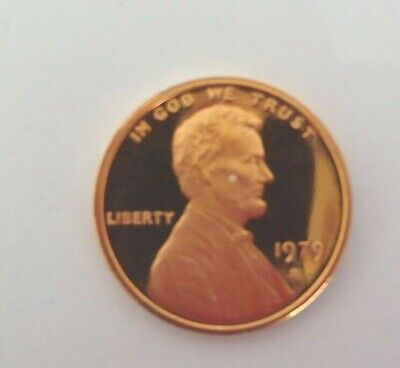 1979-S Lincoln Memorial Cent Penny Gem Proof US Mint Coin Uncirculated UNC