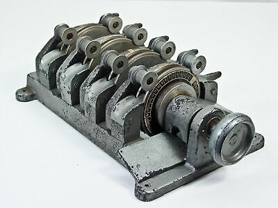 Vintage 4 Gang 16mm Film Synchronizer without Counter (4.16)