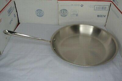 All-Clad 12 Inch No.11611 Metal Crafters Llc Handcrafted In The U.s.a Frying Pan
