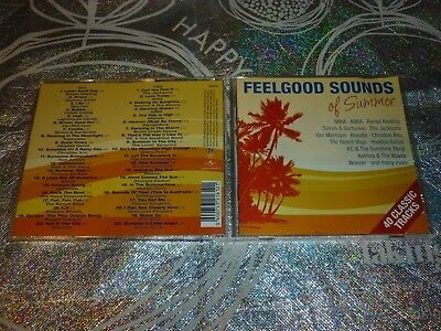 Feelgood Sounds Of Summer (2 Disc) (Cd, 40 Tracks , 2009) (86505 A)
