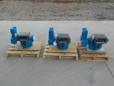 Total Control Systems 700-30/35 Rotary Fuel meter, Veeder Root Series 7887, TCS,