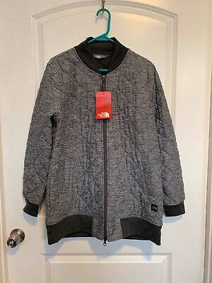 The North Face Women's Mod Bomber Insulated Knit Jacket ret
