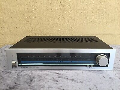 Pioneer TX-520 Radio Tuner For Component Hifi Systems We Post