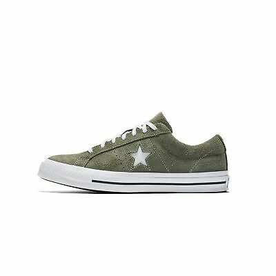 e96943ab774 CONVERSE ONE STAR Ox Deep Bordeaux White Mens Suede Low-top Trainers ...