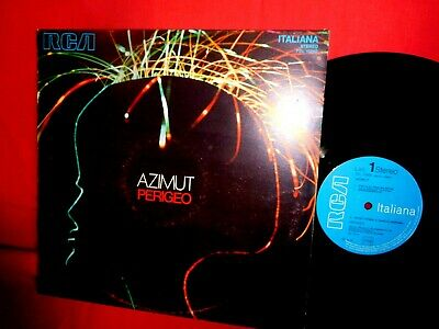 PERIGEO Azimuth LP 1972 ITALY MINT- First Pressing Psych Prog Jazz