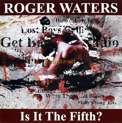 CD: ROGER WATERS (Pink Floyd) - Is It The Fifth? (2010)