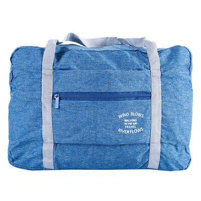 Unisex Portable Waterproof Oxford Cloth Outdoor Travel Large Capacity Bag ONE