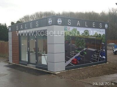 Price for 1SQ/M.  Modular Building Portable Cabin garden office portable office!
