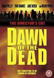 Dawn of the Dead (Director's Cut) DVD (2004) Sarah Polley ***NEW***