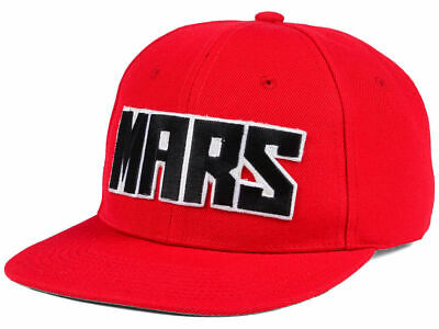 159b8abce43e Mars Blackmon 40 Acres   a Mule Defend Brooklyn Spike Lee Red Snapback Cap  Hat