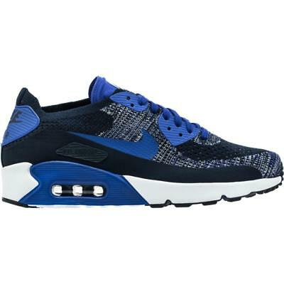 separation shoes eac0e c72c4 Hommes Nike Air Max 90 Ultra 2.0 Flyknit Baskets 875943 400