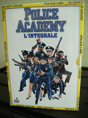 Coffret 7 DVD Police Academy L'intégrale Neuf sous blister