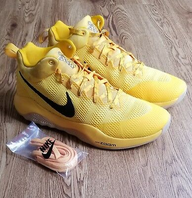 4420cc67055 Nike Zoom HyperRev 2017 Limited Basketball Shoes Mens Size 13 Yellow  906874-700